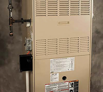 Campen Heating and Air Propane Furnace